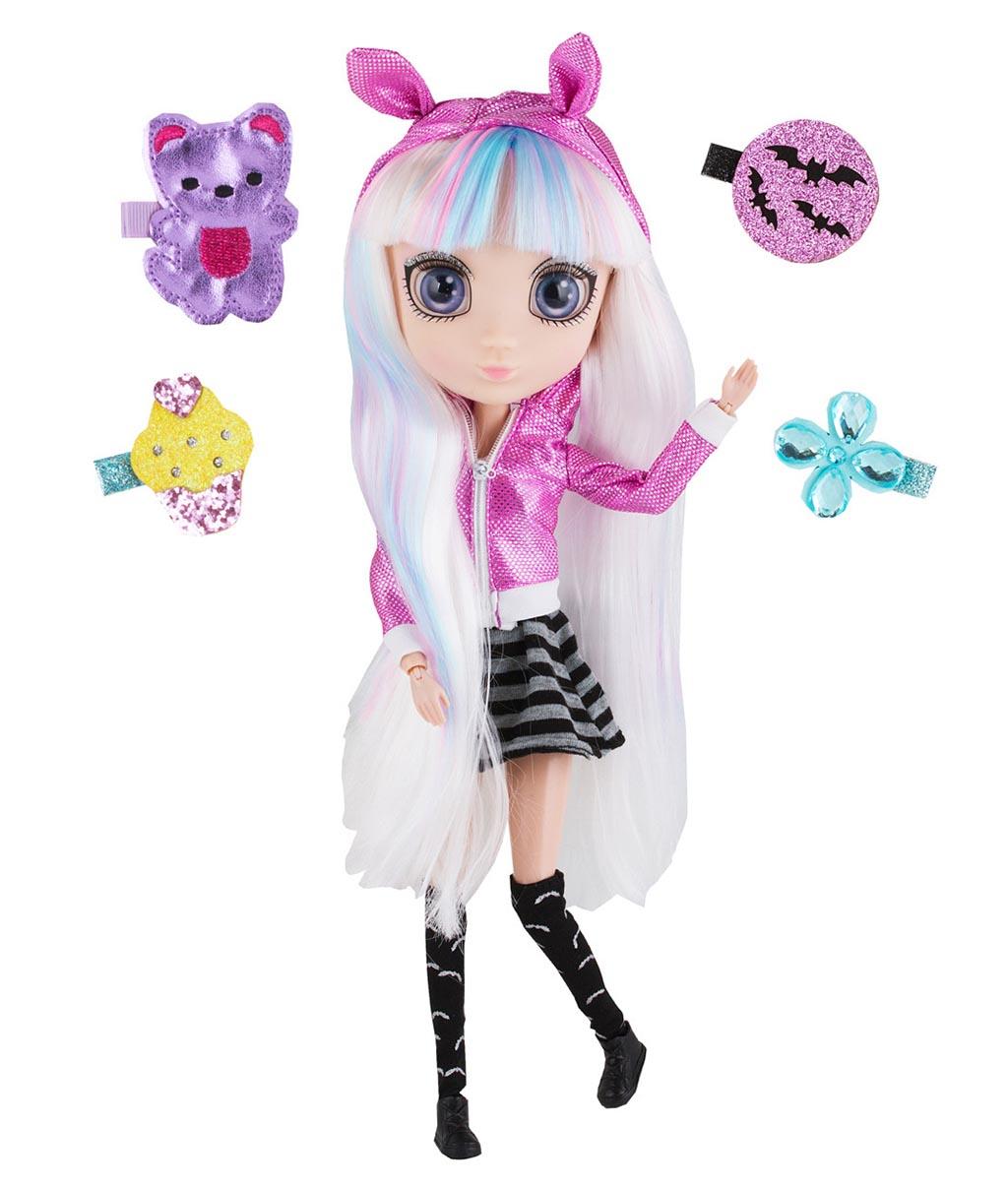 HUN7708 Shibajuku GIRLS Кукла 33см Сури 3
