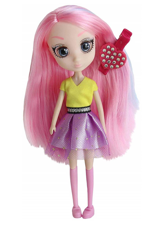 HUN6878 Shibajuku GIRLS Кукла 15см Сури2