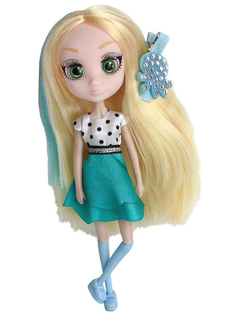 HUN6875 Shibajuku GIRLS Кукла 15см Кое 2