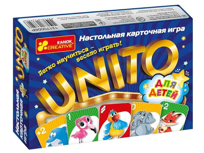 """12170008Р """"UNITO"""" - Для детей"""