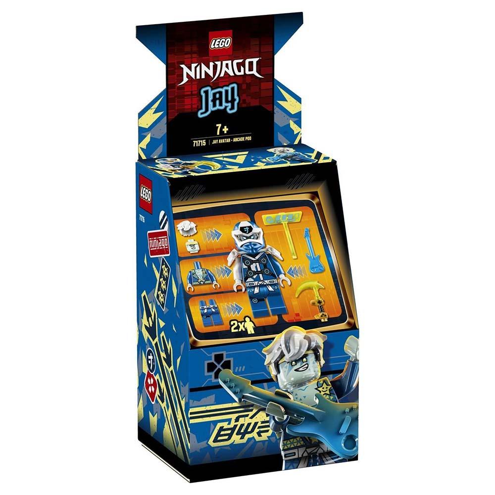 "71715 LEGO Ninjago ""Игровая капсула для аватара Джея"""