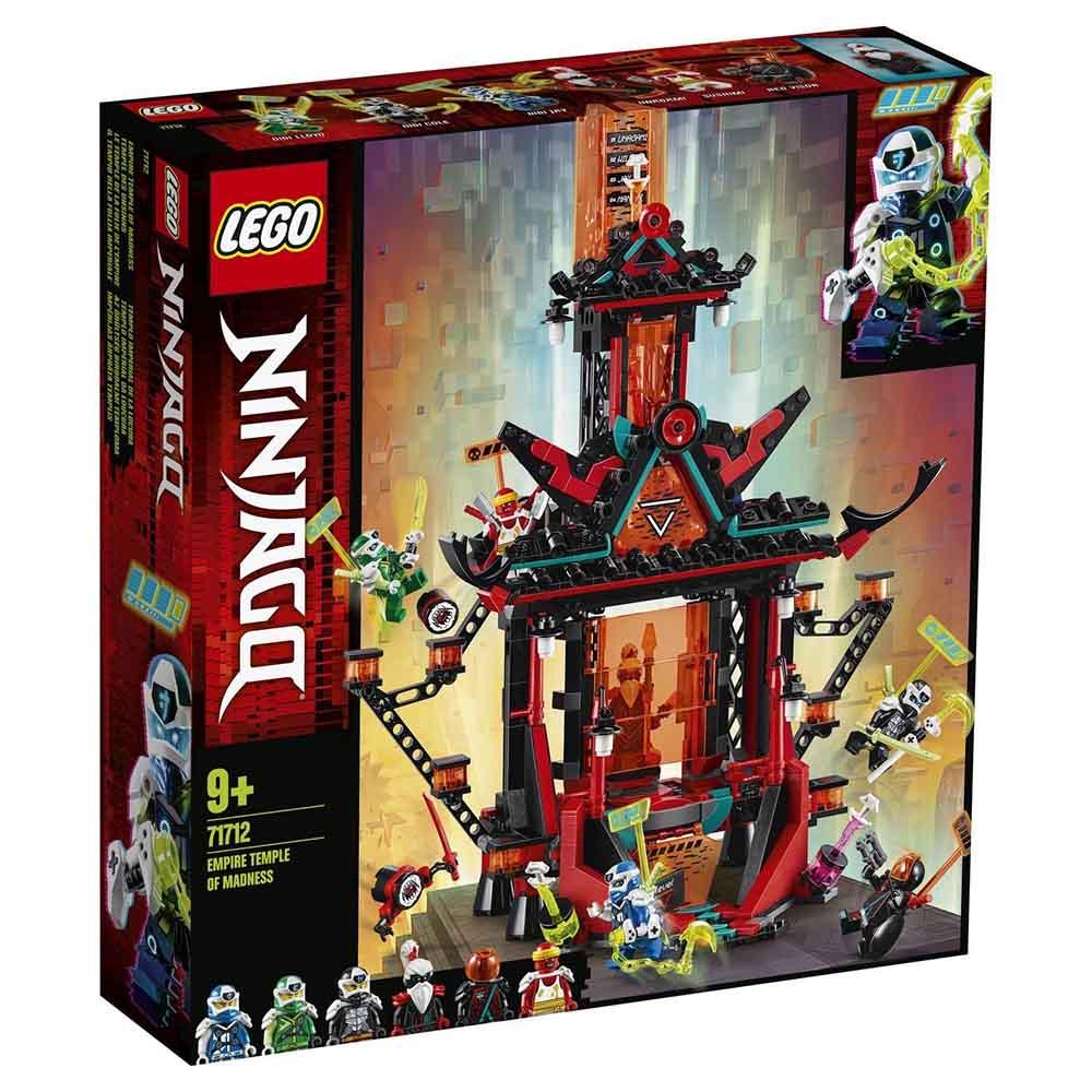 "71712 LEGO Ninjago ""Императорский храм Безумия"""