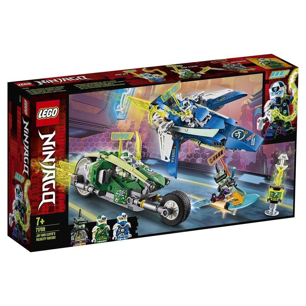 """71709 LEGO Ninjago """"Скоростные машины Джея и Ллойда"""""""