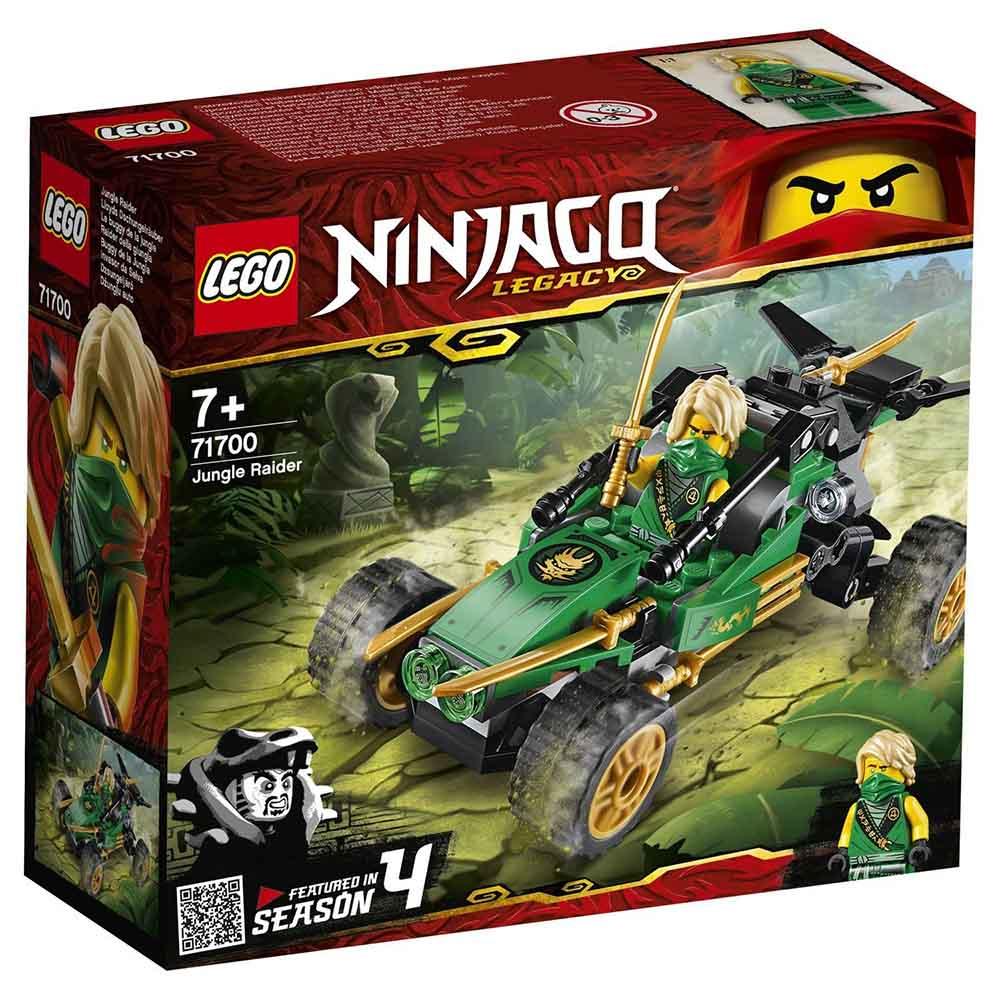 """71700 LEGO Ninjago """"Тропический внедорожник"""""""