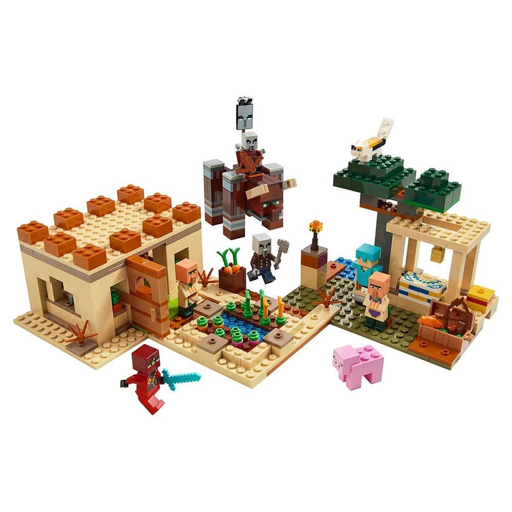 """21160 LEGO Minecraft """"Патруль разбойников"""""""