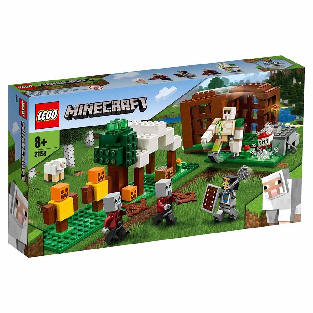 "21159 LEGO Minecraft ""Аванпост разбойников"""