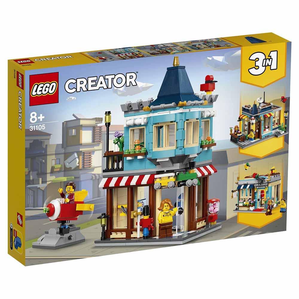 """31105 CREATOR """"Городской магазин игрушек"""""""