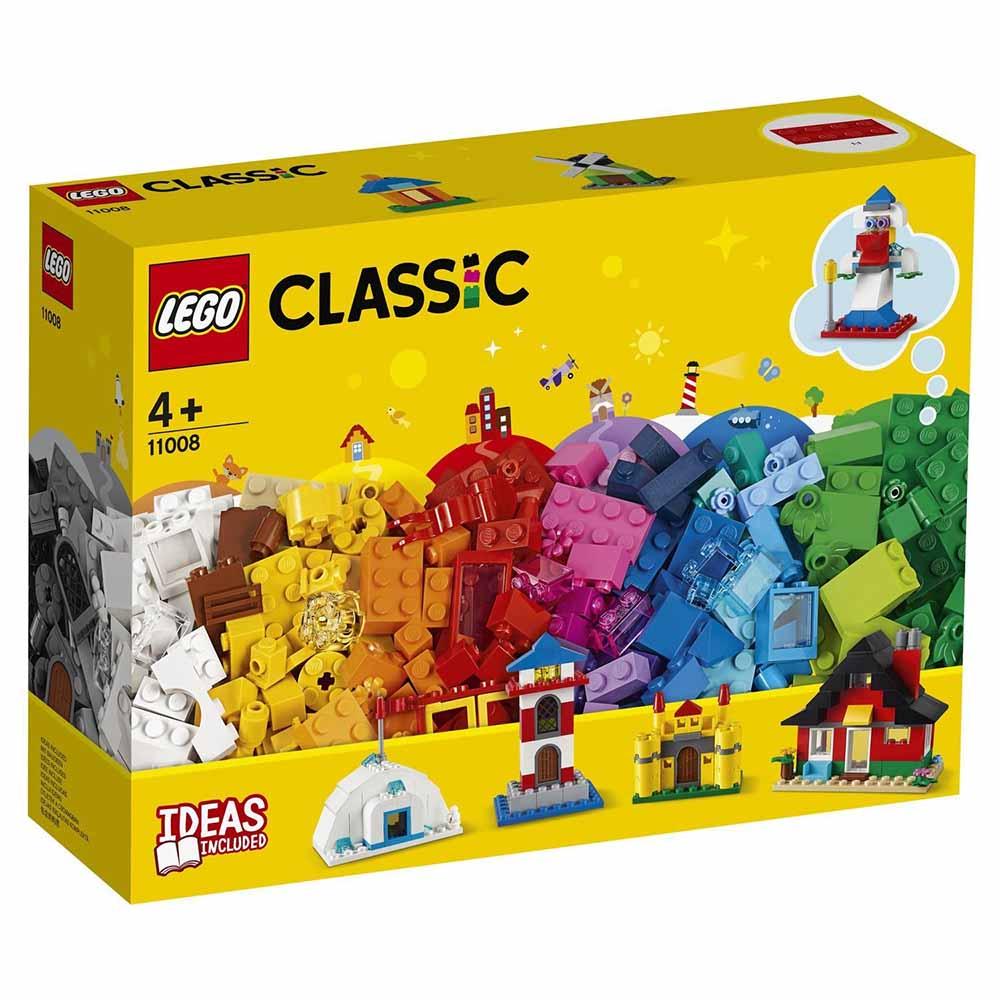 "11008 LEGO CLASSIC ""Кубики и домики"""