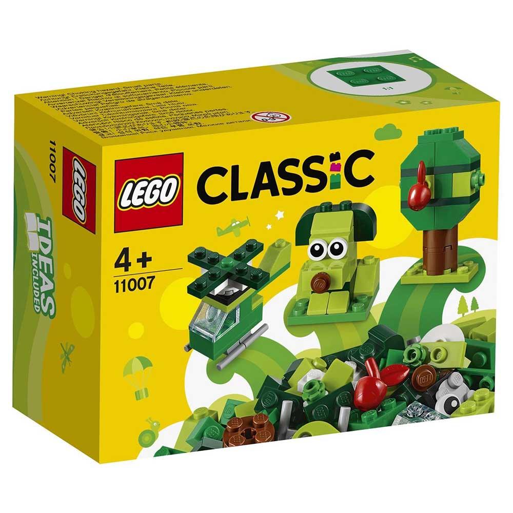 """11007 LEGO CLASSIC """"Зелёный набор для конструирования"""""""