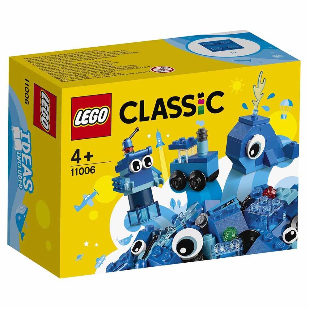 """11006 LEGO CLASSIC """"Синий набор для конструирования"""""""