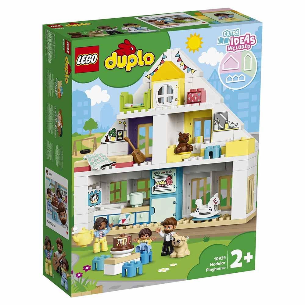 """10929 DUPLO """"Модульный игрушечный дом"""""""