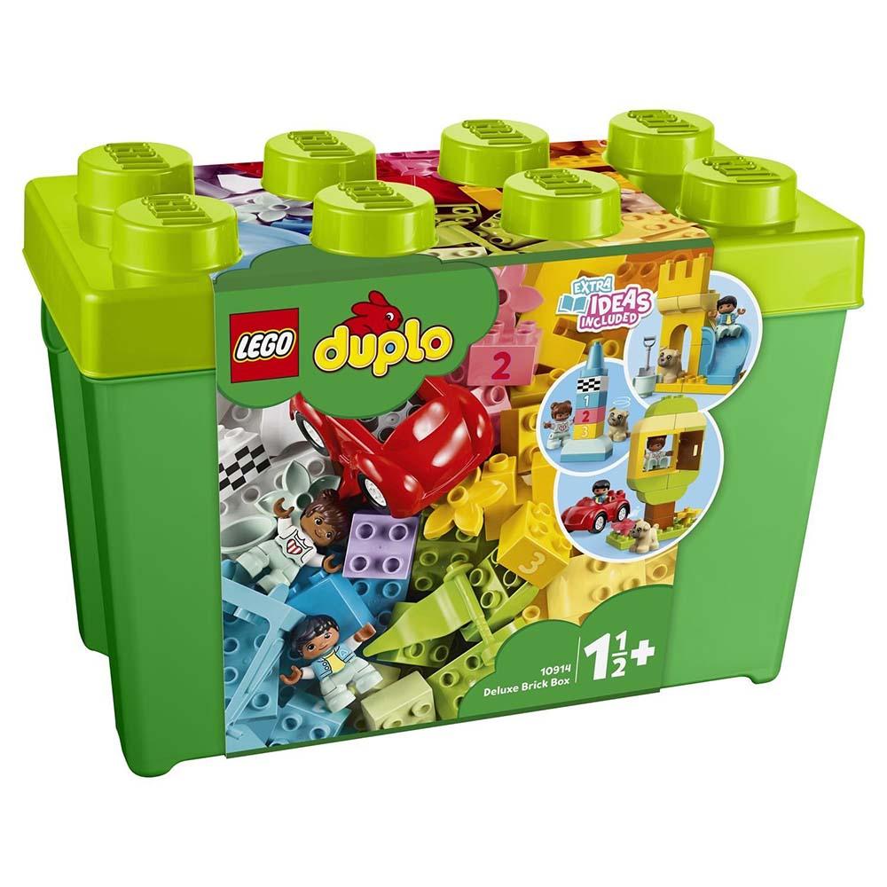 "10914 DUPLO ""Большая коробка с кубиками"""
