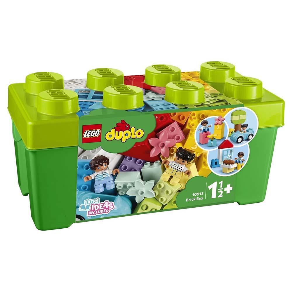"10913 DUPLO ""Коробка с кубиками"""