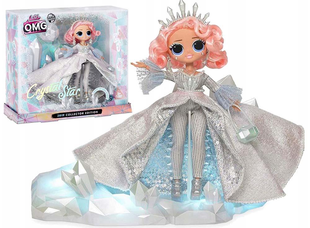 559795 Игрушка Кукла ЛОЛ, светящ. платье