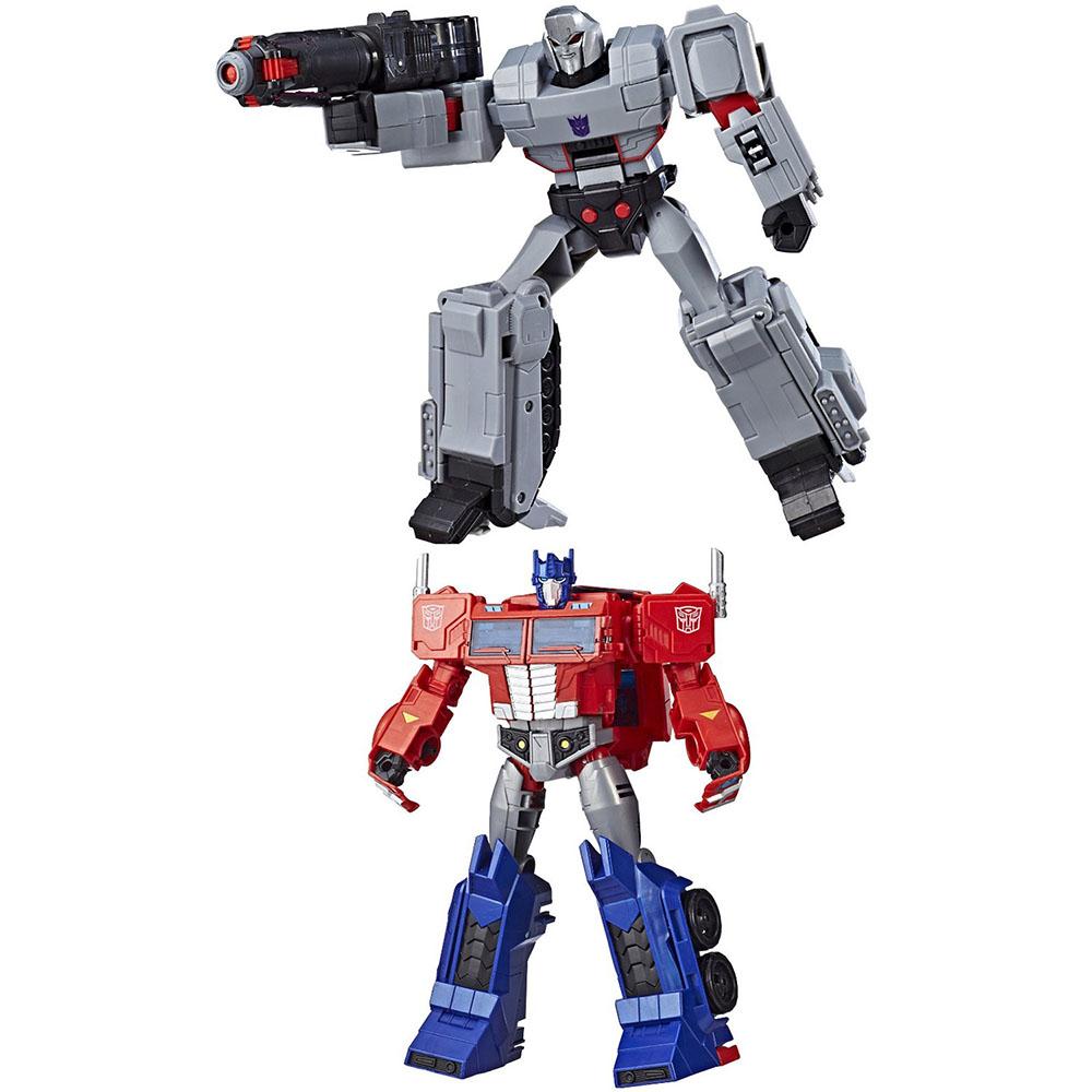 E1885 ИгрушкаHasbro Transformers трансформер КИБЕРВСЕЛЕННАЯ 30 см