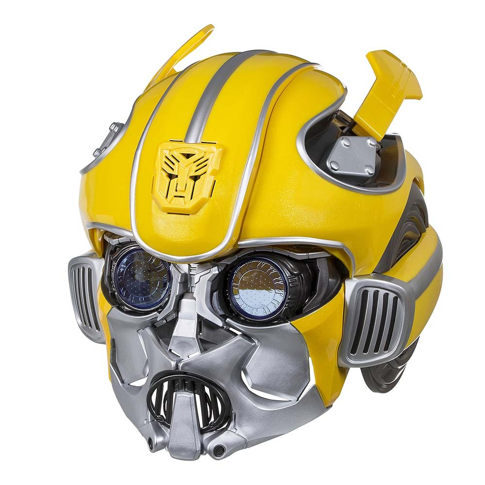 E0704 Игрушка Hasbro Transformers маска БАМБЛБИ электронная