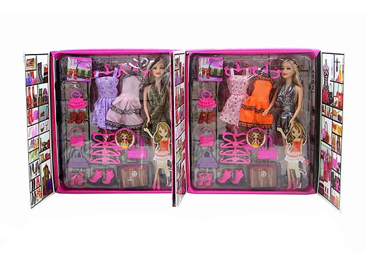 Кукла WX15-1 с аксессуарами, в коробке 28*31*6