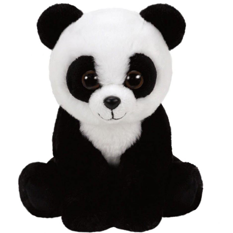 41204 BB BABOO - панда, 15 см.