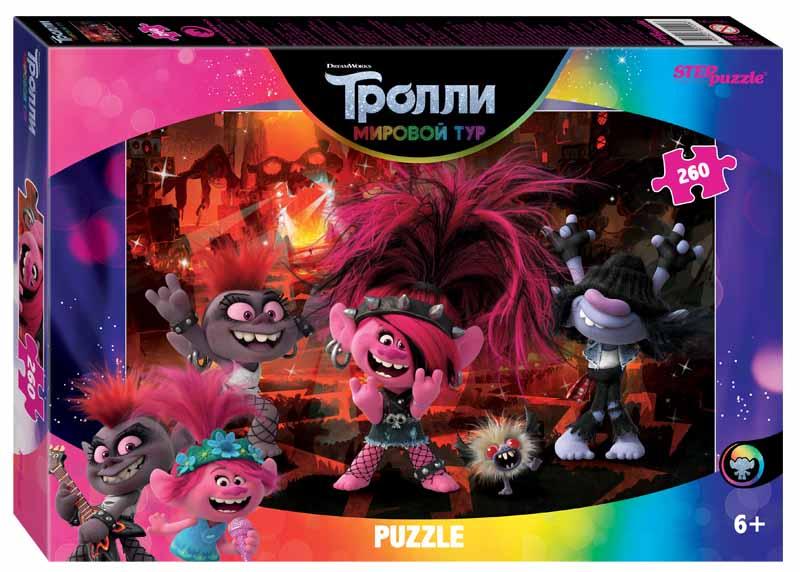 """95100 Мозаика """"puzzle"""" 260 """"Trolls-2"""""""