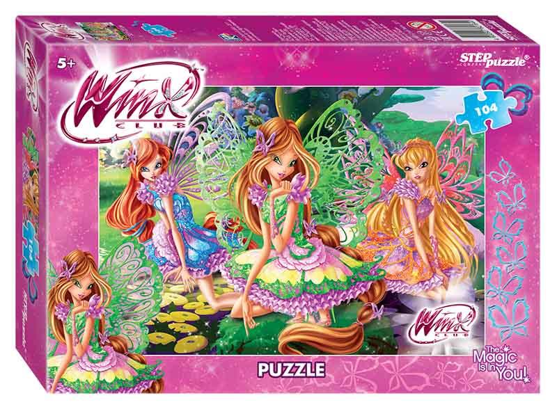 """82164 Мозаика """"puzzle"""" 104 """"Winx-2"""""""