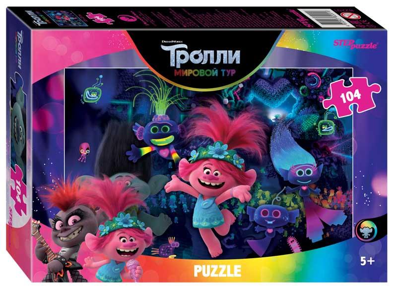 """82201 Мозаика """"puzzle"""" 104 """"Trolls-2"""""""