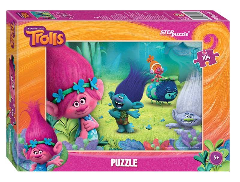 """82152 Мозаика """"puzzle"""" 104 """"Trolls"""""""