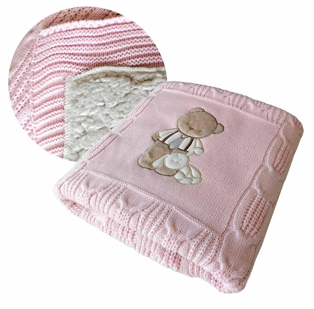 Одеяло вязка софт 204