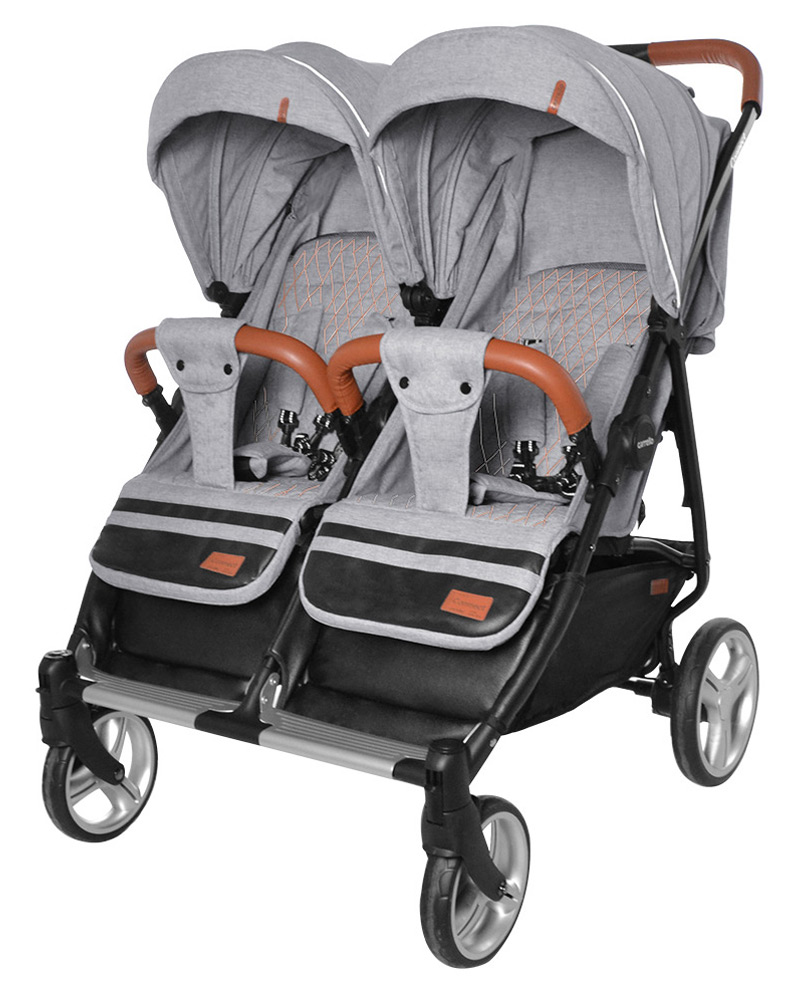 Коляска детская CARRELLO CRL-5502 Connect Rock Gray