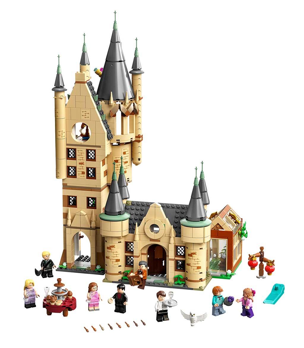 """75969 LEGO HARRY POTTER """"Астрономическая башня Хогвартса"""""""
