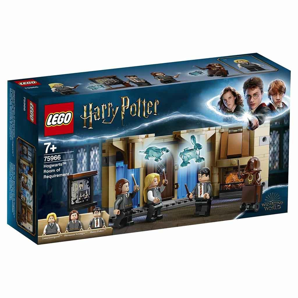 """75966 LEGO HARRY POTTER """"Выручай-комната Хогвартса"""""""