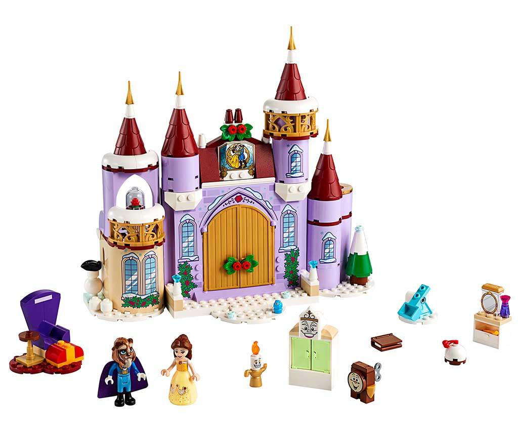 """43180 LEGO Princess """"Зимний праздник в замке Белль"""""""