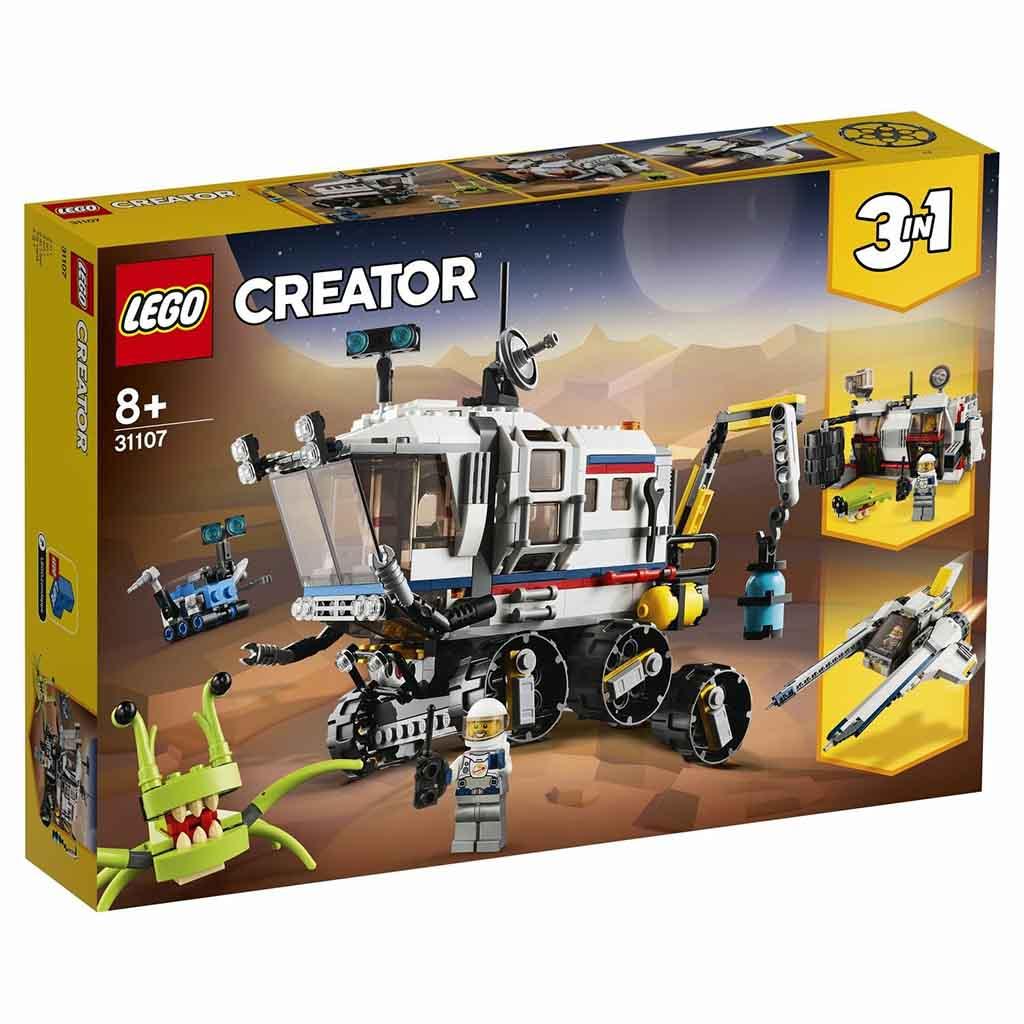"""31107 CREATOR """"Исследовательский планетоход"""""""