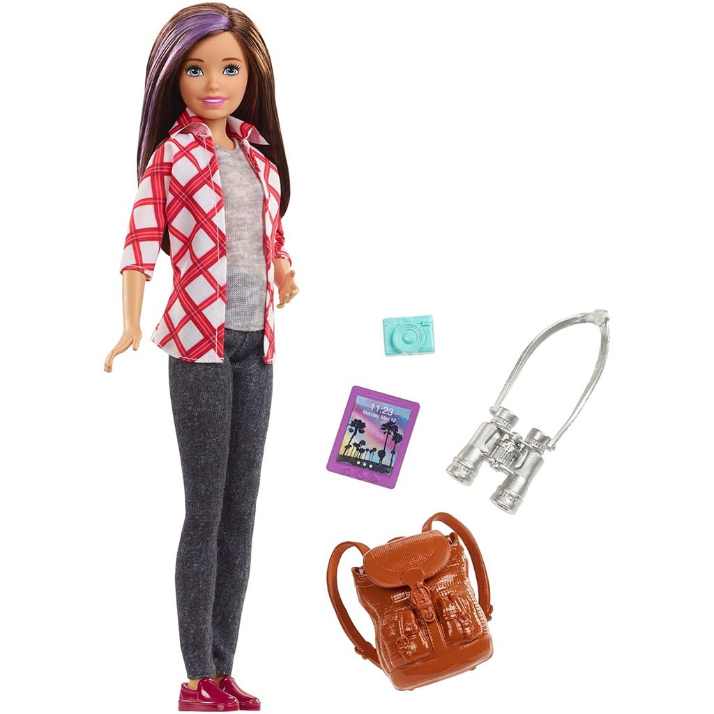 FWV17 Barbie® Скиппер из серии Путешествия
