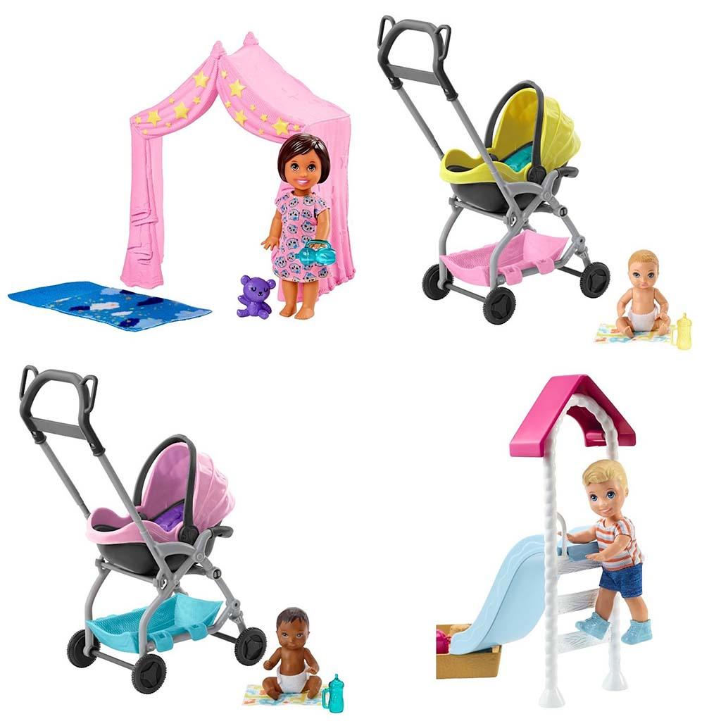 FXG94 Barbie Набор Игра с малышом