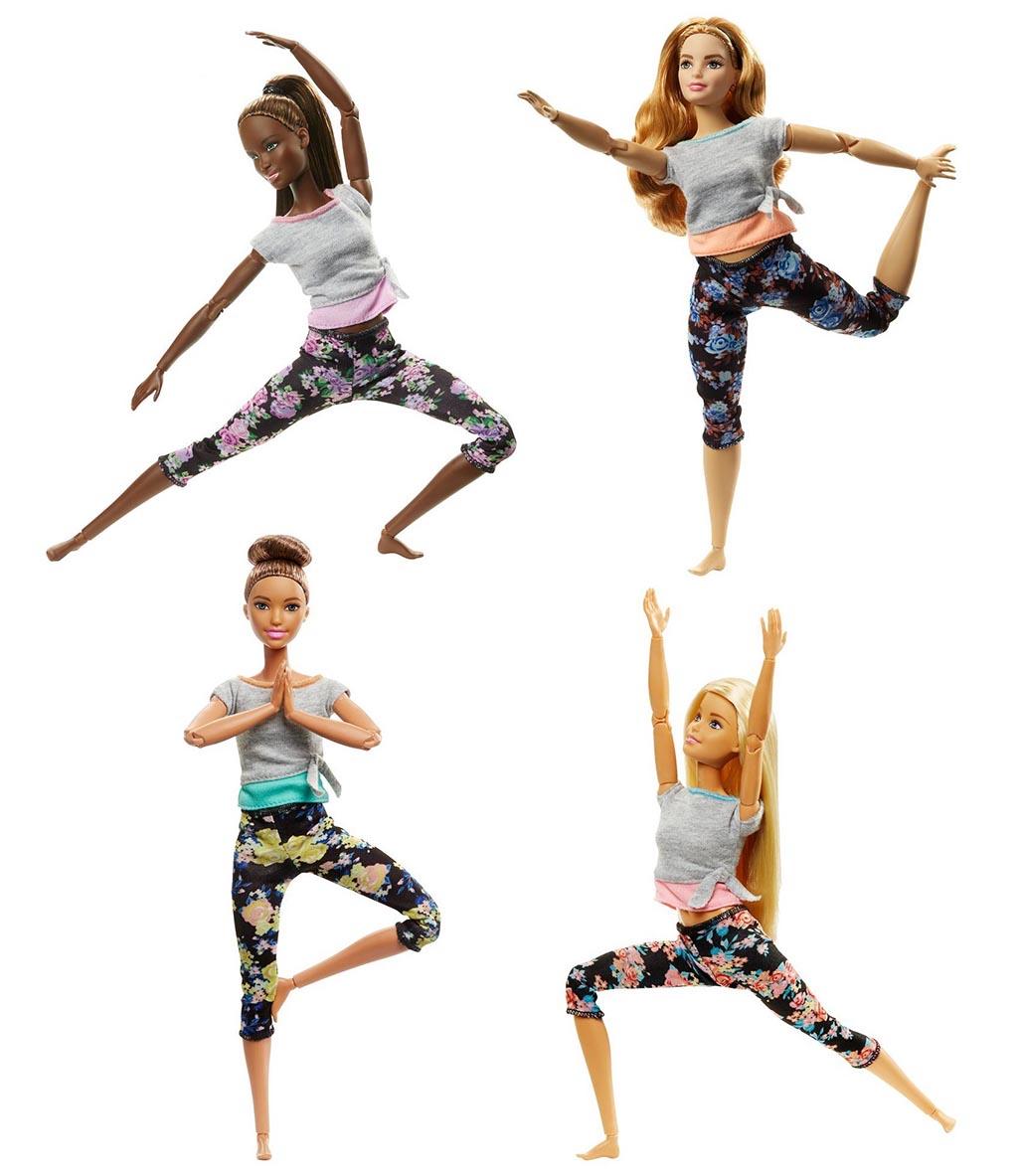 FTG80 Barbie® Безграничные движения