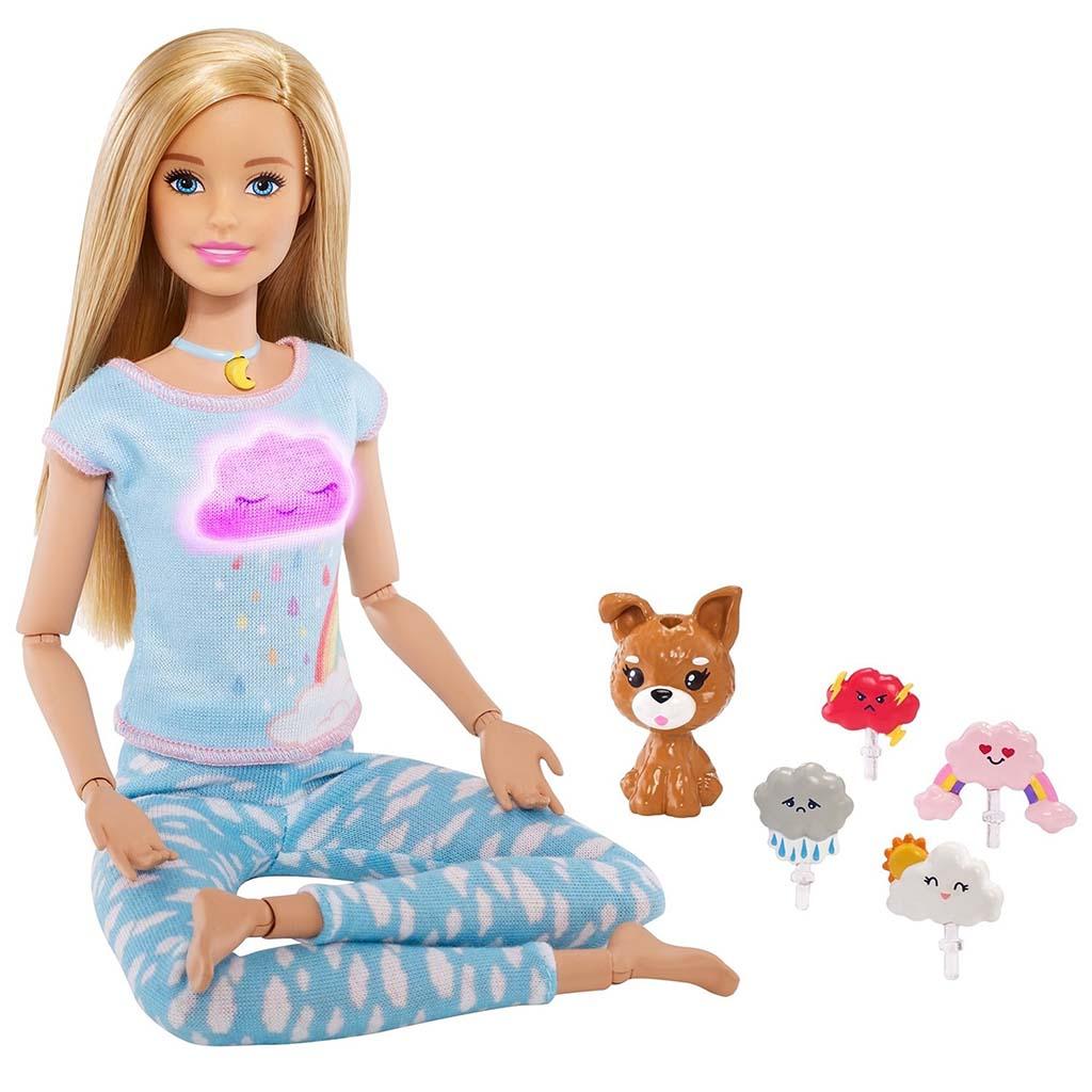 """GNK01 Barbie Игровой набор """"Йога"""""""