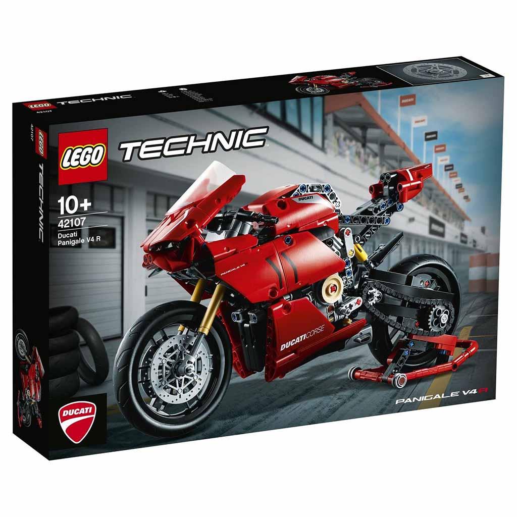 "42107 TECHNIC ""Ducati Panigale"""