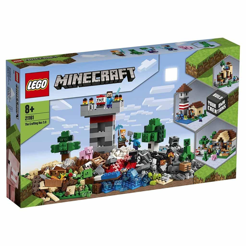 "21161 LEGO Minecraft ""Набор для творчества 3.0"""