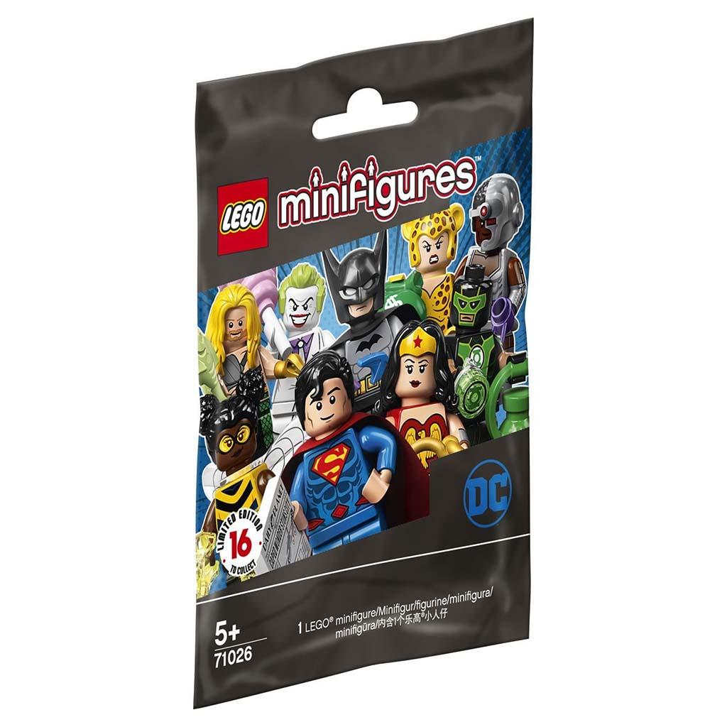 """71026 Игрушка-конструктор Минифигурки LEGO """"DC SUPER HEROES"""""""