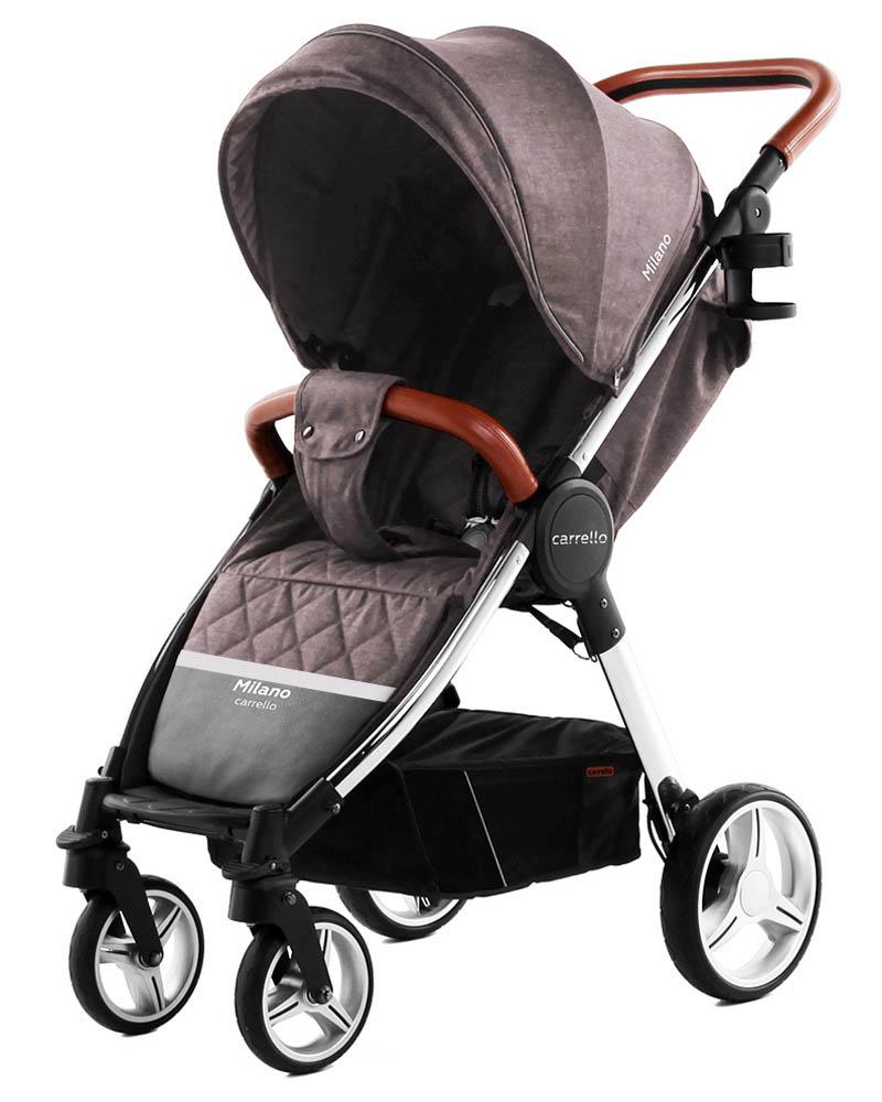 Детская коляска CARRELLO  Milano  CRL-5501 Bisquit Beige