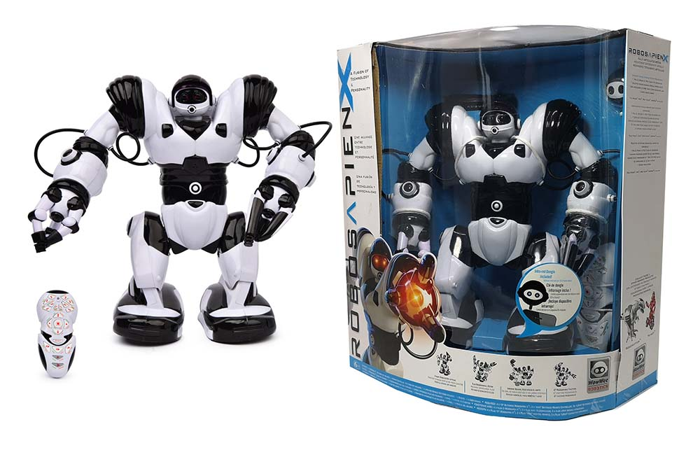 8006 Робот Робосапиен