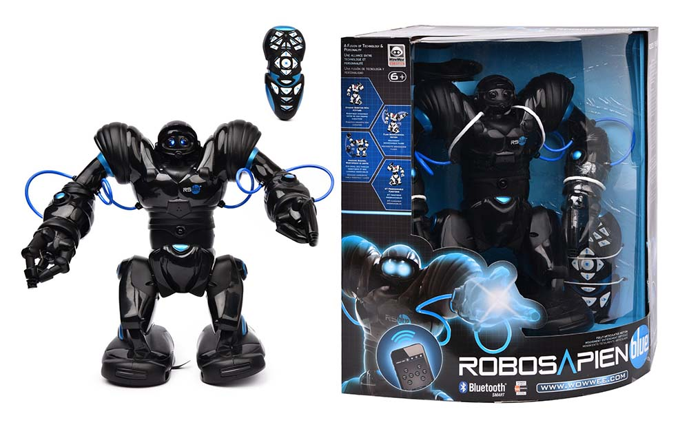 8015 Робот Робосапиен