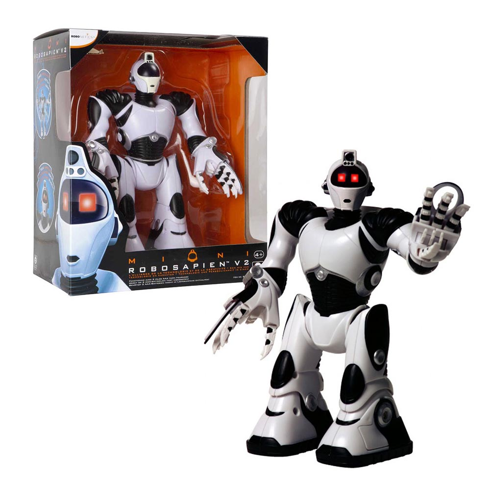8191 Мини Робот Робосапиен V2