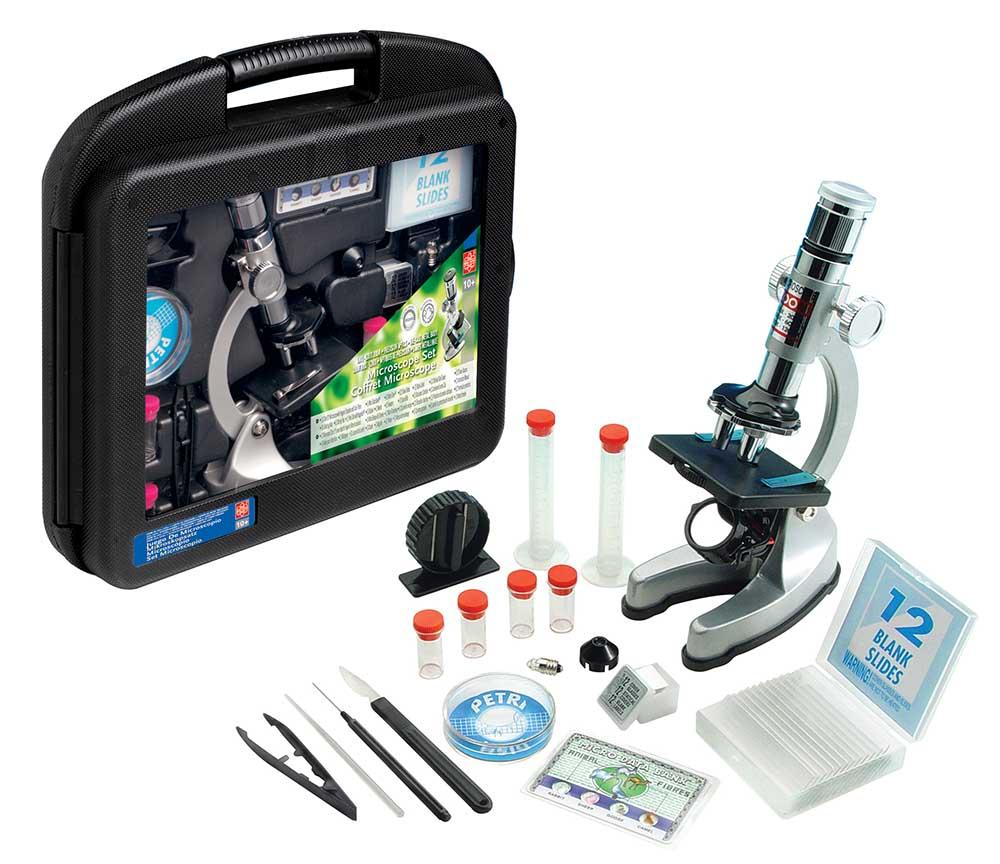 907 Микроскоп 100*1200