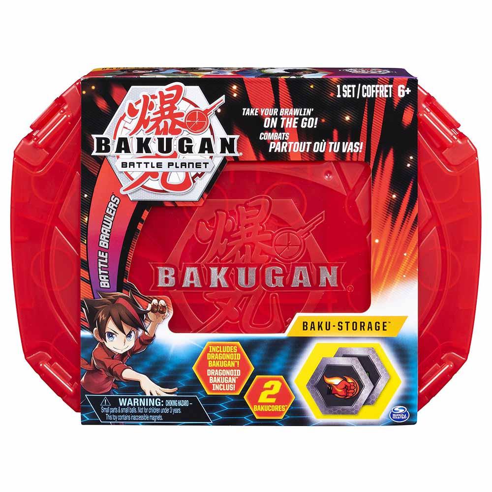 6054796 Бакуган игровой набор кейс для хранения