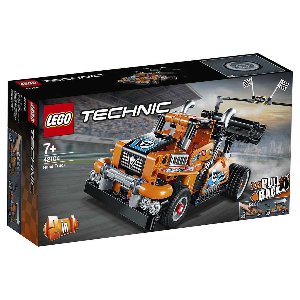 "42104 TECHNIC ""Гоночный грузовик"""