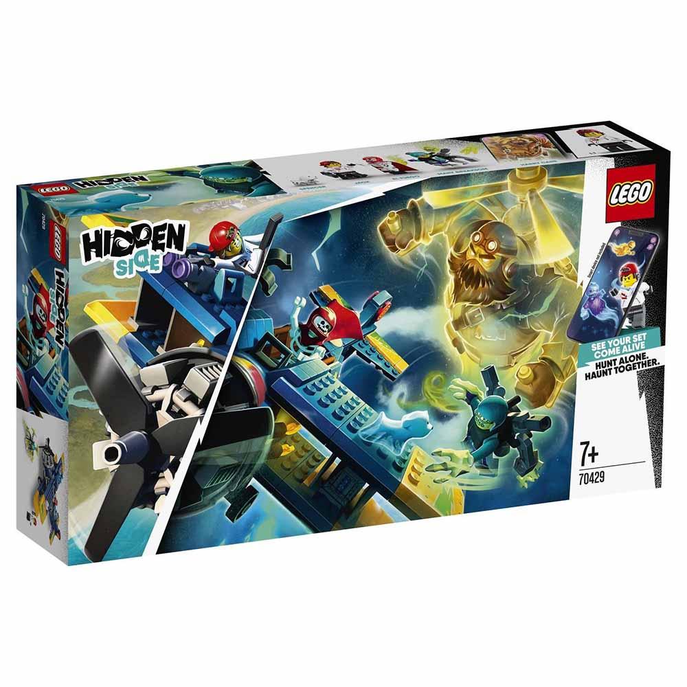 "70429 LEGO HIDDEN SIDE ""Трюковый самолёт Эль-Фуэго"""