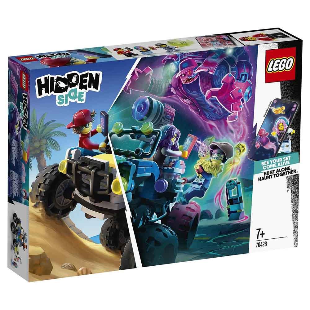"""70428 LEGO HIDDEN SIDE """"Пляжный багги Джека"""""""