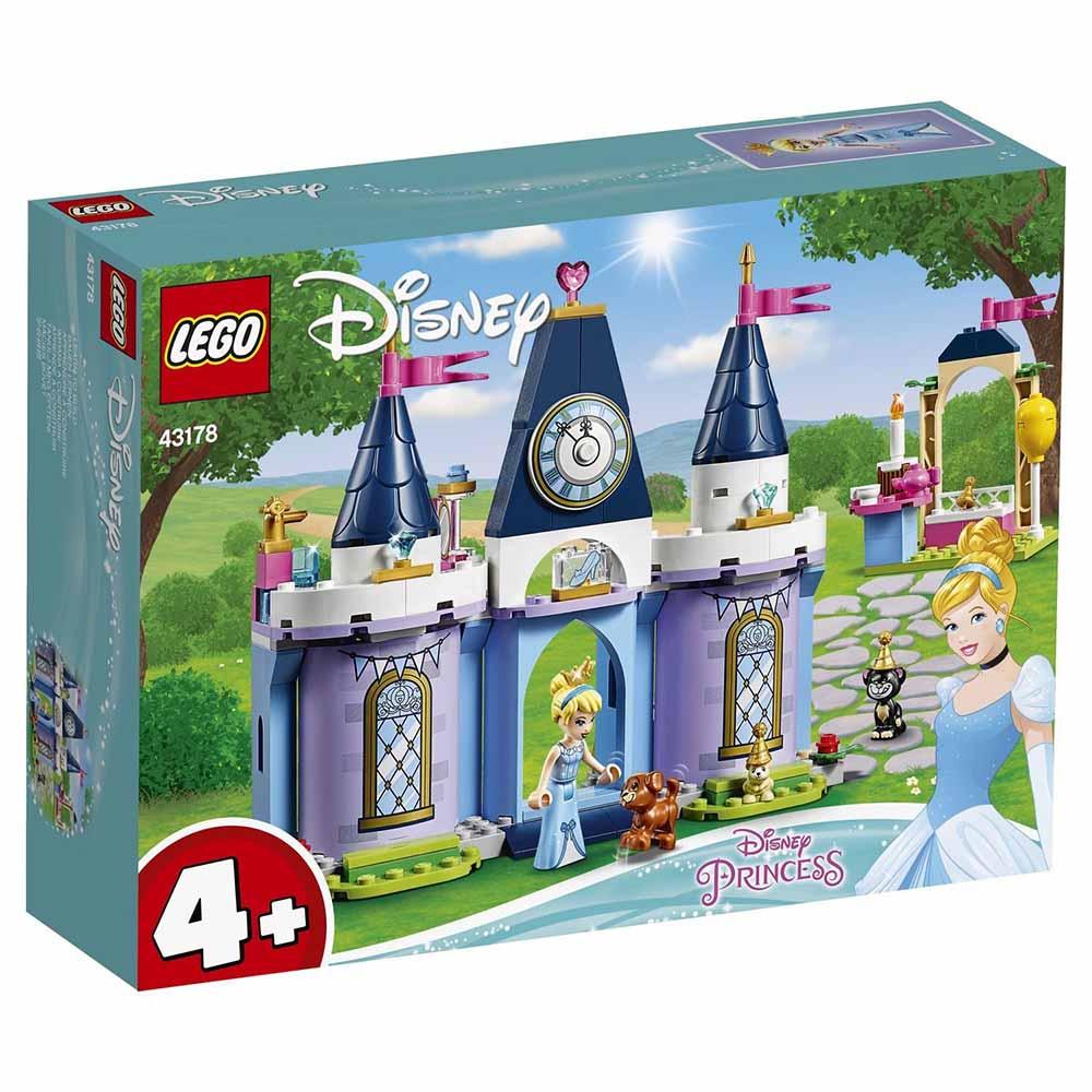 "43178  LEGO Princess ""Праздник в замке Золушки"""