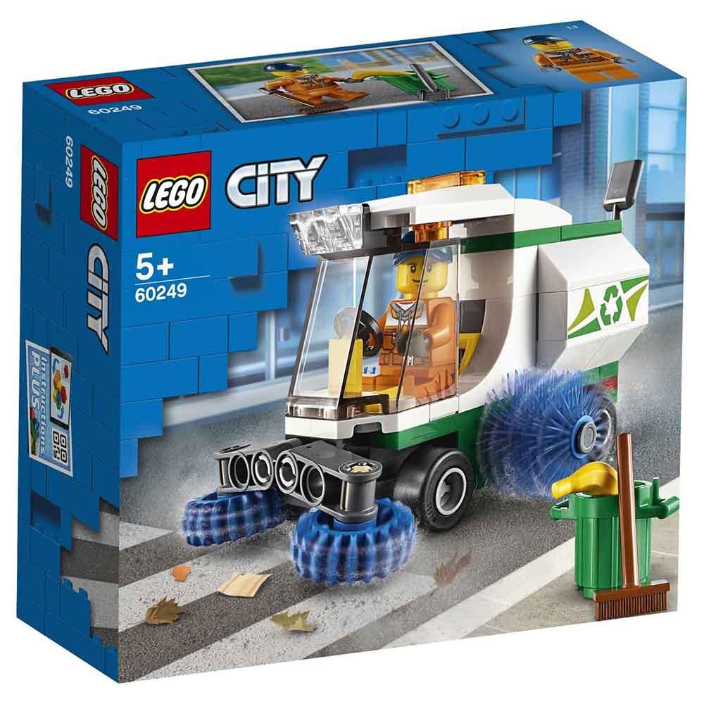 """60249 CITY """"Машина для очистки улиц"""""""